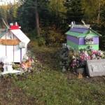 Eklutna Cemetery